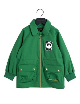 Panda jacket Green - Chapter 1