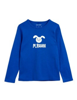 Rabbit sp ls tee Blue - Chapter 2