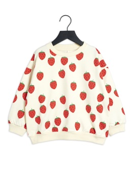 Strawberry aop sweatshirt Offwhite - Chapter 1