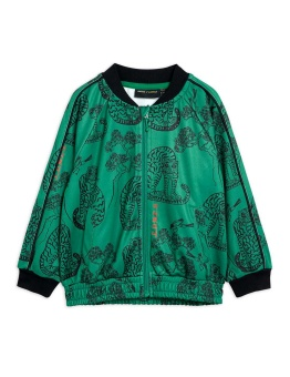 Tigers wct jacket Green- Chapter 3