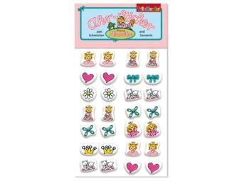 Öron-stickers Prinsessa