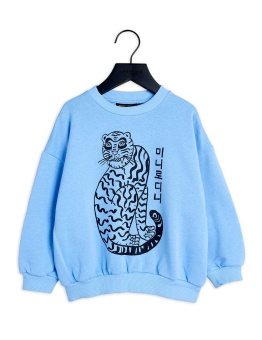 Tiger sp sweatshirt Blue - Chapter 3