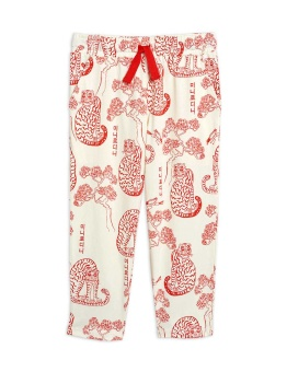 Tigers aop trousers Red - Chapter 3