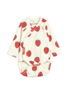 Strawberry aop wrap body Offwhite - Chapter 1