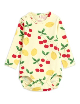 Cherry lemonade aop ls body Yellow - Chapter 1