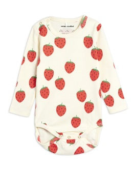 Strawberry aop ls body Offwhite - Chapter 1