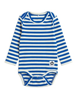 Stripe rib ls body Blue - Chapter 2