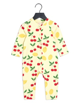 Cherry lemonade aop jumpsuit  Yellow - Chapter 1