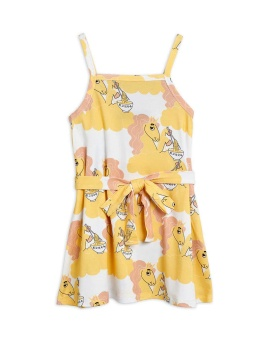 Unicorn noodles tank dress Yellow - Chapter 3