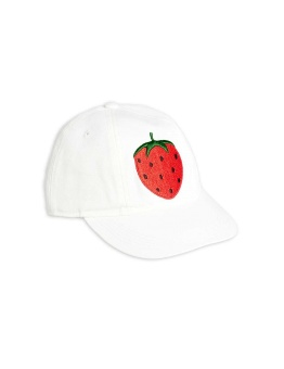 Strawberry soft cap Offwhite - Chapter 1