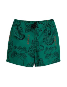 Tigers swim shorts Green - Chapter 3