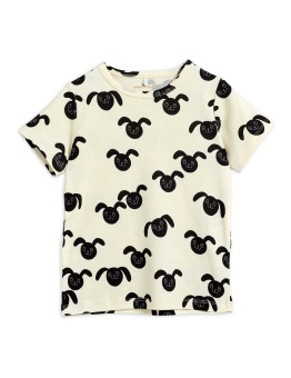 Rabbits aop ss tee Black - Chapter 2