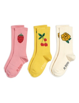 Cherry and co 3 pack socks Multi - Chapte 1