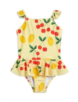 Cherry lemonade skirt swimsuit Yellow - Chapter 2
