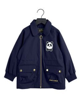 Panda jacket Navy - Chapter 1