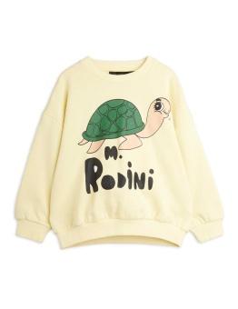 Turtle SP Sweatshirt Yellow