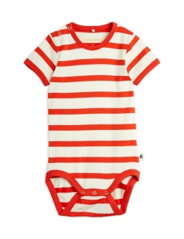 Stripe ss body red