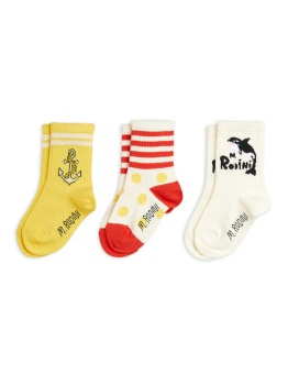 Orca 3-pack socks
