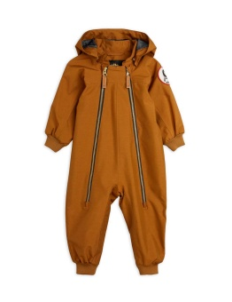 Shell overall Brown - Chapter 1