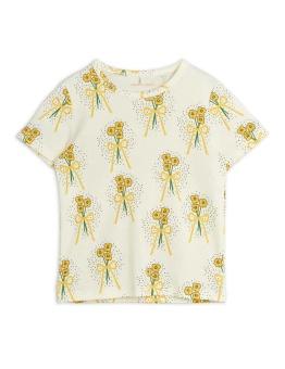 Winterflowers aop ss tee Yellow - Chapter 1