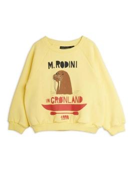 Walrus sp sweatshirt Yellow - Chapter 1