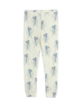 Winterflowers aop leggings blue - Chapter 1