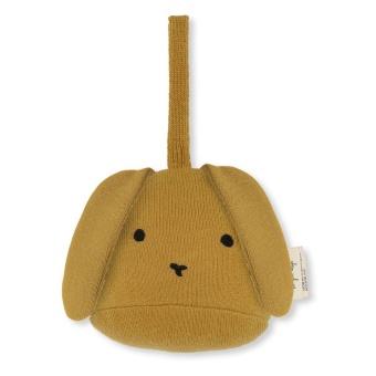 Aktivitetsleksak kanin mustard
