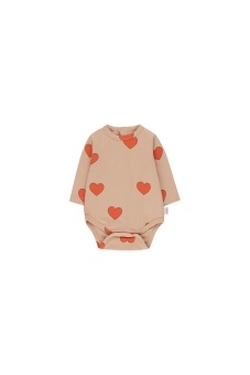 Hearts Body Light nude/Red