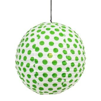 BIG DOT Lampskärm S, grön