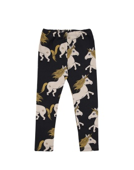 BLACK UNICORN LEGGINS