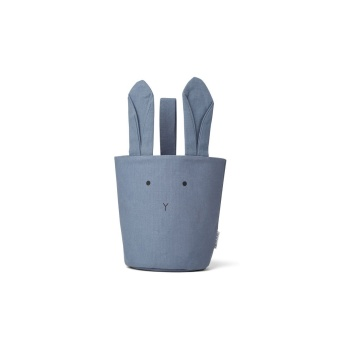 Förvaringskorg Kanin Blå
