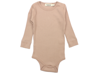 Plain Body Modal LS Rose
