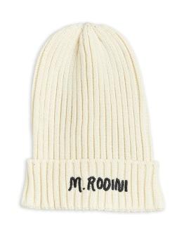 FOLD UP RIB HAT OFFWHITE