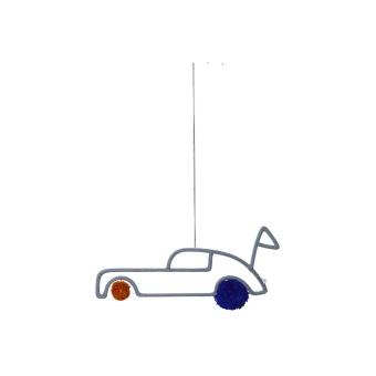 Odin Mobile Bil Blå