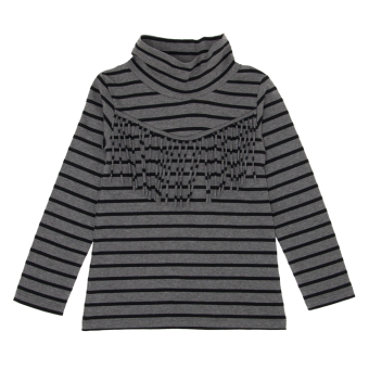 Nina Turtleneck striped