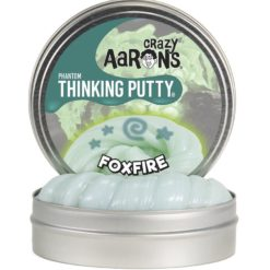 Stor Thinking Putty mystiskt lera, Foxfire