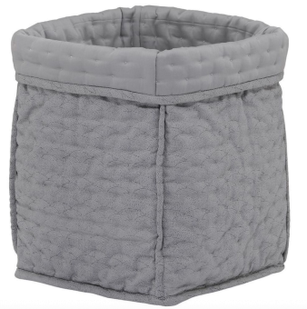 Förvaringskorg Liten, Sea Shell Grey