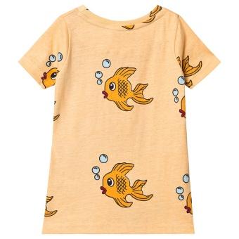 T Shirt - Yellow Fish