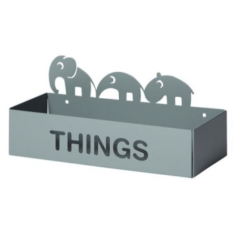 Things shelf Elphee Grey