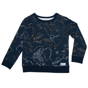 Sweater ebbe maps