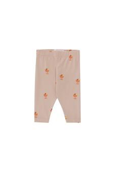 ICE CREAM CUP BABY PANT dusty pink/papaya