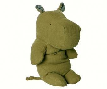 Maileg - Flodhäst Medium Grön