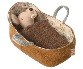 Maileg - Babymus i bärlift