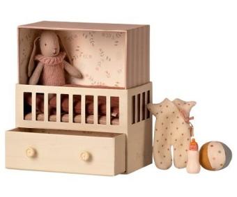 BABY ROOM MICRO BUNNY ROSA