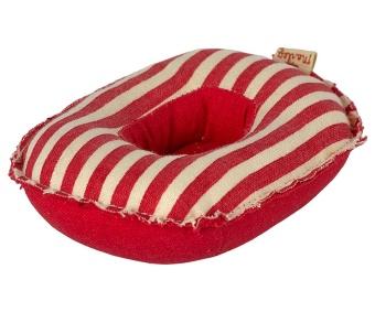 Gummi båt, Liten Mus - Rödrandig