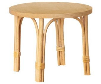 Table rattan, Medium
