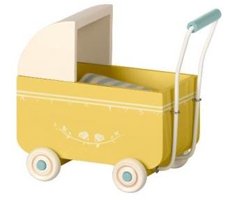 Barnvagn My liten gul