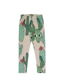Cactus Leggings Green
