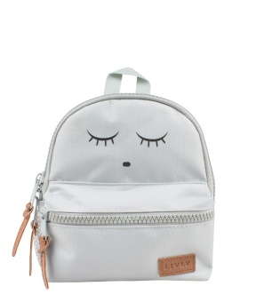 Mini Backpack grey/ sleeping cutie