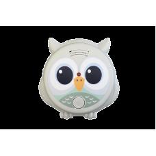 Flow Brandvarnare Mr Owl ljusgrå